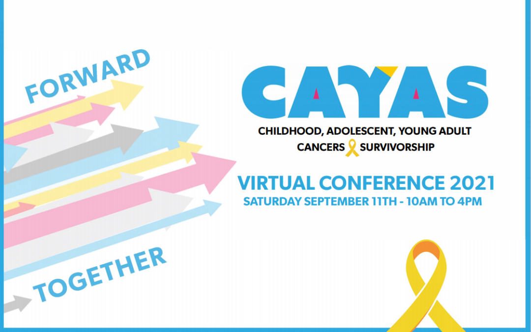 INAUGURAL CONFERENCE ON CHILDHOOD, ADOLESENT, YOUNG ADULT CANCERS AND SURVIVORSHIP TAKES PLACE NEXT MONTH